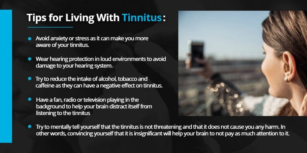 Tips for living with Tinnitus | Echo Audiology