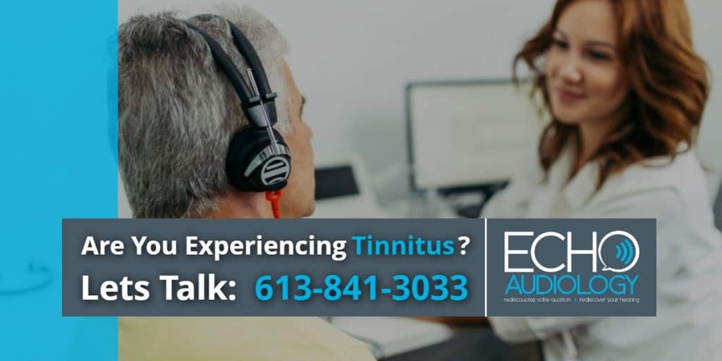 Experiencing Hearing Problems? | Echo Audiology