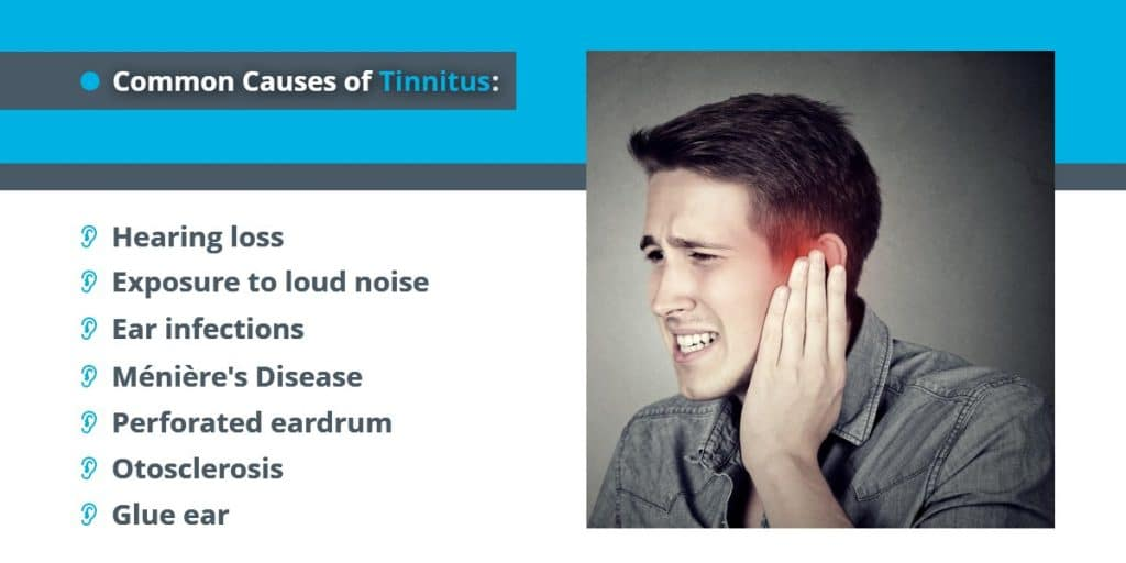 Common Causes of Tinnitus | Echo Audiology