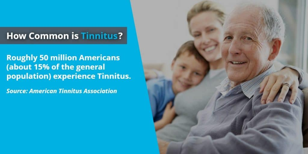 How common is Tinnitus? | Echo Audiology