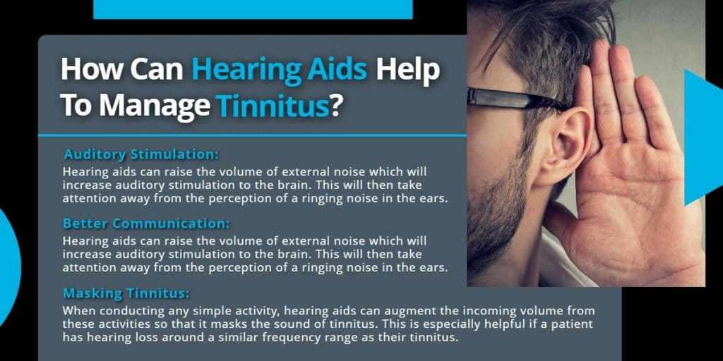How can hearing aids help to manage Tinnitus? | Echo Audiology