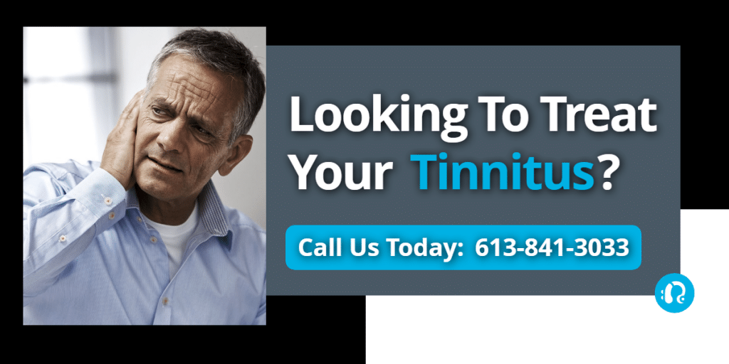 Looking to treat your Tinnitus? | Echo Audiology