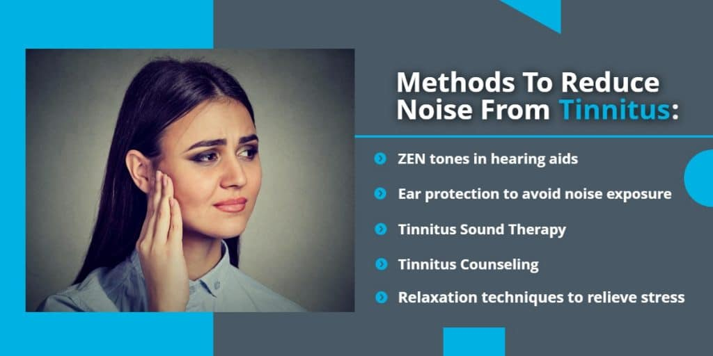 Methods to reduce noise from Tinnitus | Echo Audiology